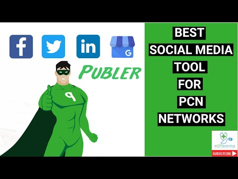 Publer for PCN Networks and more