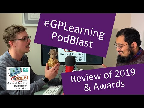 eGPlearning Podblast Review of 2019