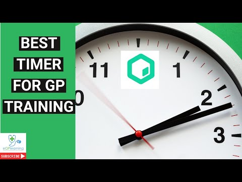 Best timer for GP Training