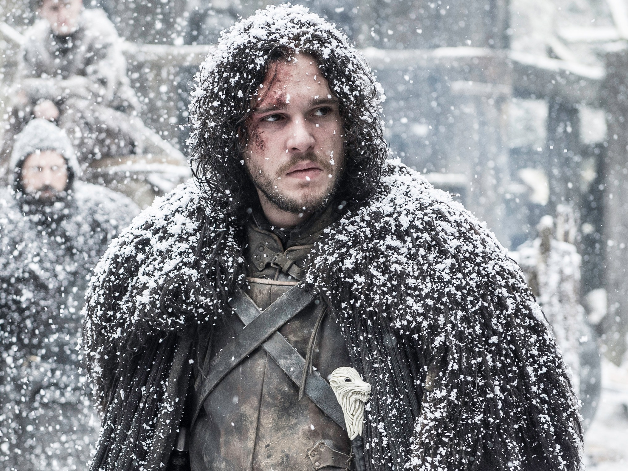 Are you a member of the Night's watch? if so click the image to swear your allegiance