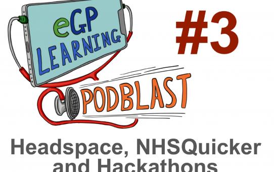 eGPlearning Podblast episode 3