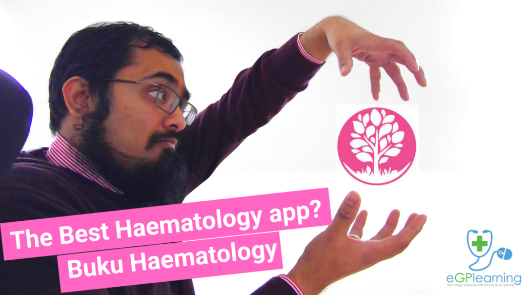 The best haematology app?