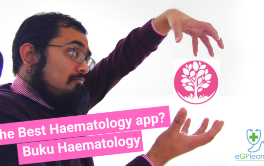 What is the best haematology app? Buku Haematology