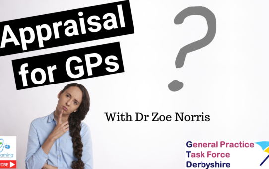 How to do GP appraisal - a guide (2019)
