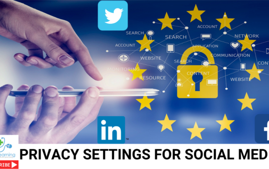How to change your privacy settings for social media: Facebook,Twitter and LinkedIn - a doctors guide.