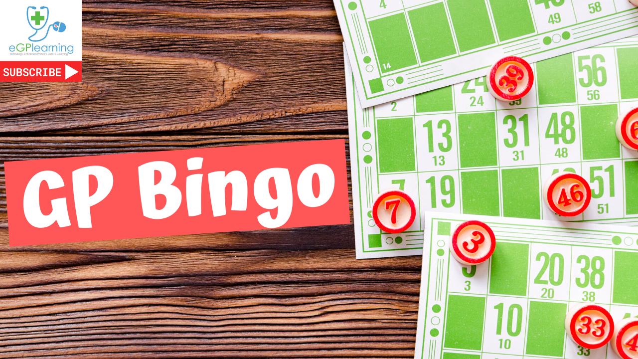 GP Bingo