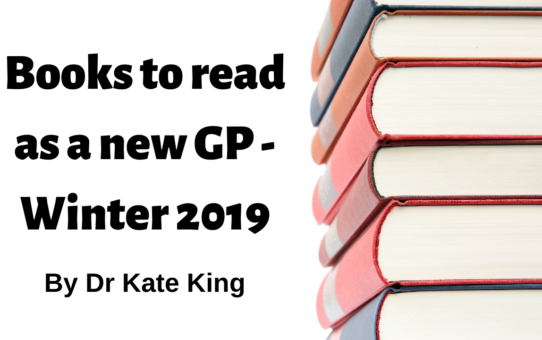A list of the top books to read as a New GP