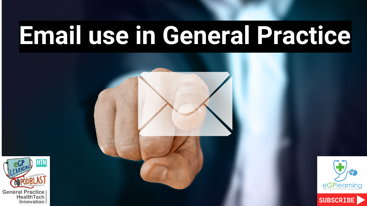 Email use in General Practice-a comprehensive guide