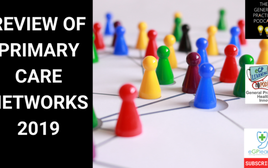 Primary care networks and 2019 a review with the General Practice Podcast's Ben Gowland