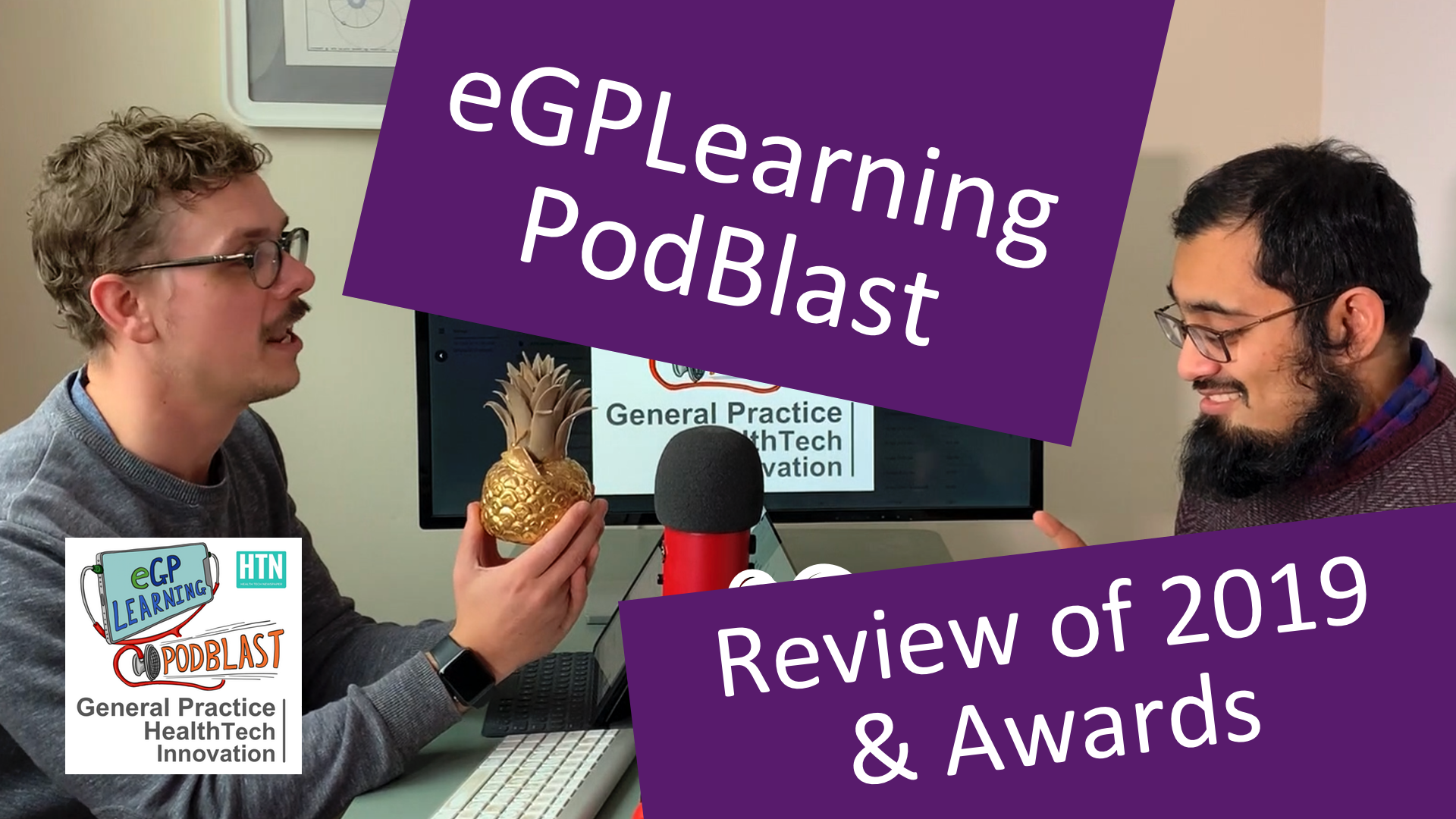 eGPlearning Podblast review 2019