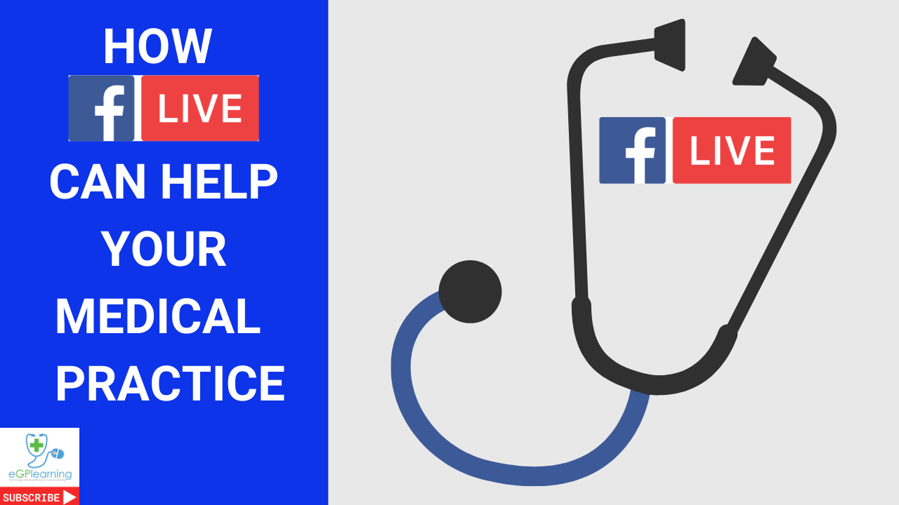 How Facebook Live can help your medical practice