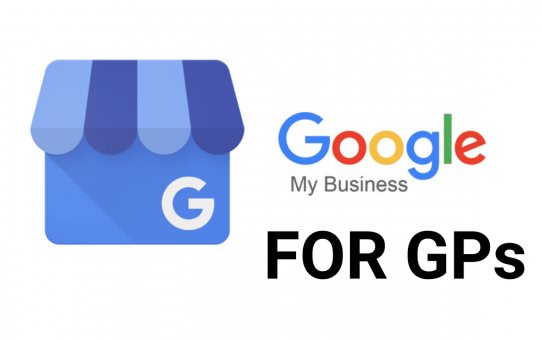 Google My Business for your GP Practice