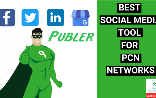 Best social media tool for your PCN Network