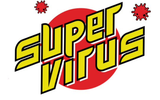 Supervirus - a print and play boardgame