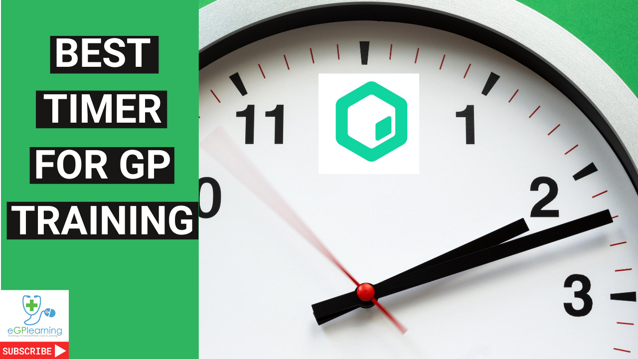 Best timer for GP training- TimeQube