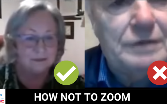 How not to Zoom with Handforth Parish Council and Jackie Weaver